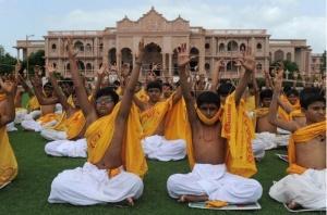 Brahmin boys with janeu